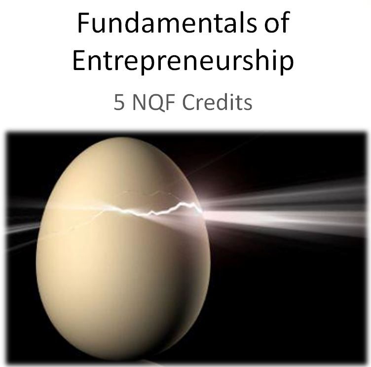 Fundamentls of Entrepreneurship